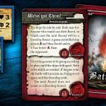 Ship Marker and Battle Card